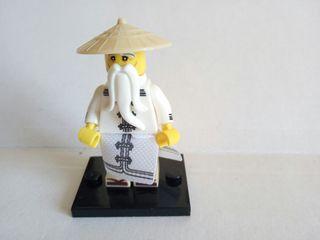 Sensei Wu. Ninjago. Tengo otros