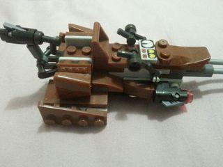 lego star wars speeder
