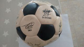 Balón de Fútbol Antiguo Rank Xerox