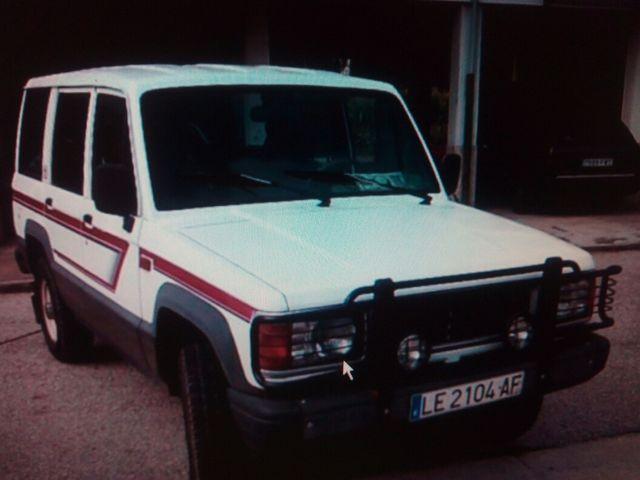 Isuzu Trooper 1988