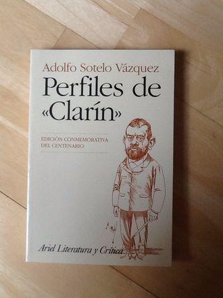 Libro perfiles de clarin