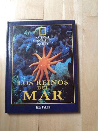 Libro los reinos del mar