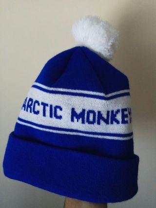 Gorro de los Arctic Monkes