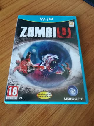 juego Zombie U Wii U