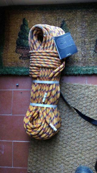 Cuerda escalada 60m- Edelrid