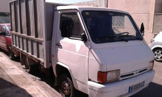 Despiece nissan trade 2.8