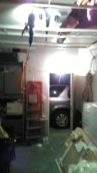 Trastero y garaje