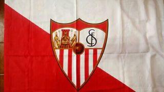 bandera del Sevilla F.C