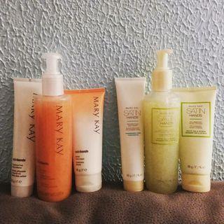 Productos de cosmetica Mary Kay