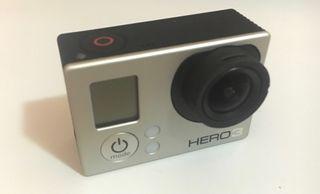 Cámara Go Pro Hero3