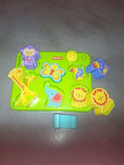 puzle infantil musical marca fisher-price