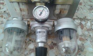 conjunto purificador regulador