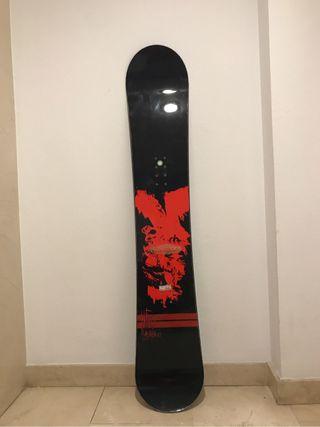 Tabla snowboard NITRO PUNISHER 62
