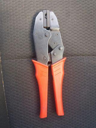 Corrugadora arrugador tenazas alicates de mano