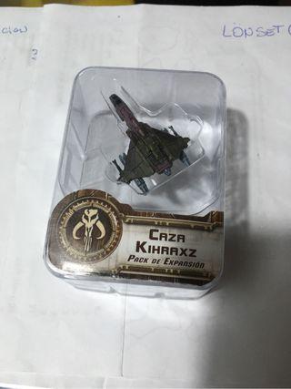 Caza Kiraxz - Conpleto