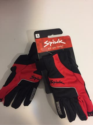 Guantes Spiuk invierno
