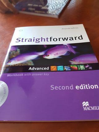 straighforward woorkbook with answer key