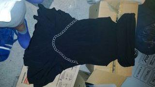 vestido negro t 40