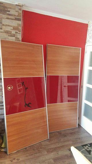 puertas armario correderas