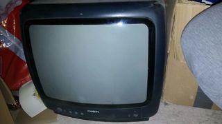 television de barriga
