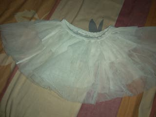 tutu blanco Decathlon