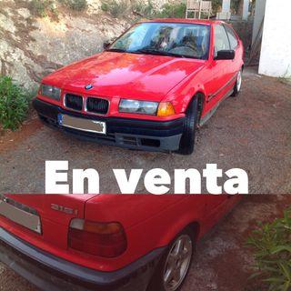 Por traslado BMW 316i