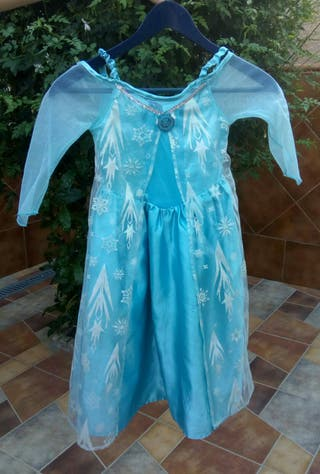 Disfraz Frozen Niña 3/4 años