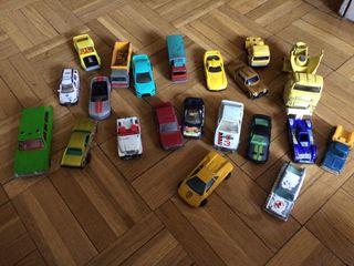 Lote coches Matchbox y más