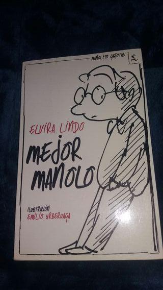 MEJOR MANOLO Elvira Lindo