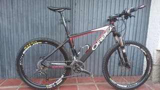 Bicicleta Orbea Alma Carbono 26'