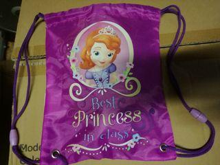 saquito-mochila para niña
