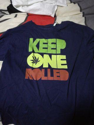 Camiseta Wiz Khalifa XL