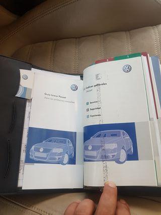 Volkswagen Passat 2007 sport line con libro oficia