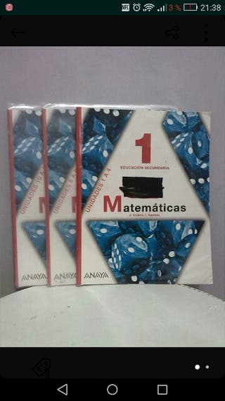 MATEMÁTICAS 1 E.S.O