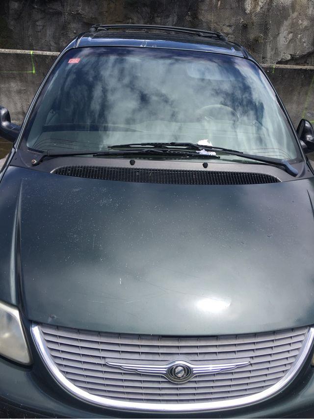 Chrysler 2.7 CD-R