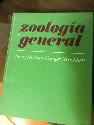 Zoologia general - Libro de biologia