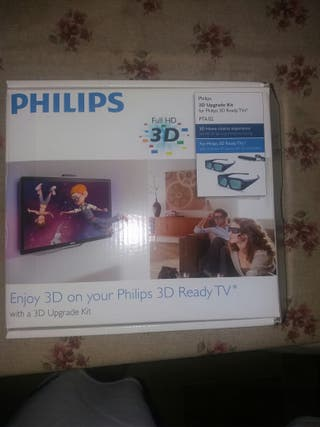 gafas 3d tv philips