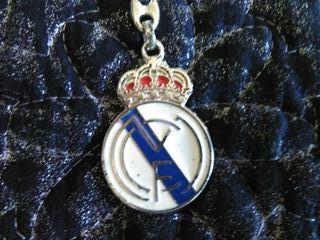 Llavero Real Madrid, de metal