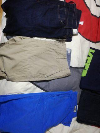 Pack Pantalones talla 42