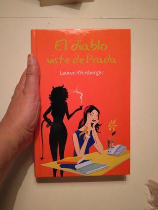 Libro El diablo viste de Prada