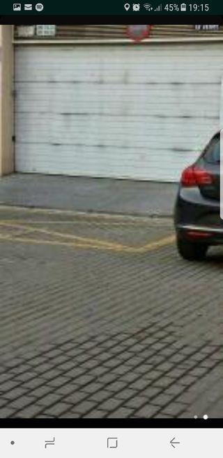 Vendo Plaza Garage 1 Planta Junto a CORREOS