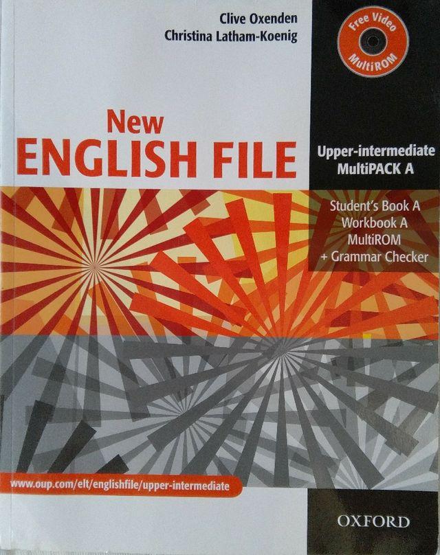 New English File de Oxford nivel B2 de segunda mano por 15