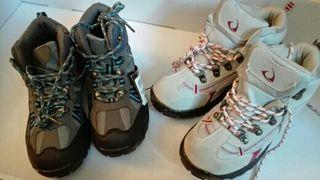 Lote 6 pares zapatillas, n° 35 a 40