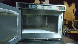 Microondas Panasonic NE-1656