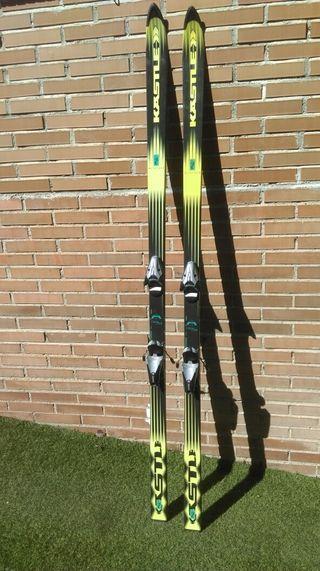 skis+botas