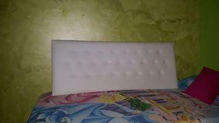 Cabecero cama polipiel