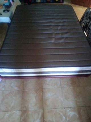 colchón visco mas somier de 1'35 *1'90
