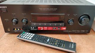 Receptor AV Sony STR-DG820 7.1 HDMI x4
