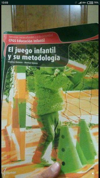 Libro el juego infantil