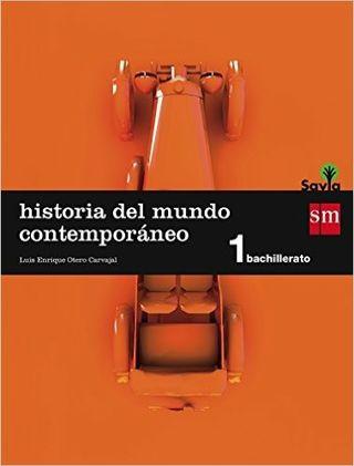 Libro Historia del Mundo Contemporáneo 1°Bach